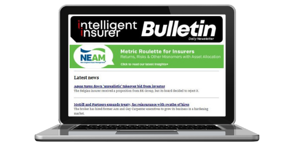 Intelligent Insurer newsletter